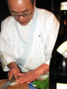 fugu chef