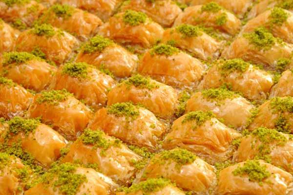 Türkische Küche und Rezepte