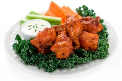 """Einst aus einer """"Mangel Küche"""" entstanden, gehört Soul Food wie Chicken Wings zur klassischen US Amerikanischen Küche"""