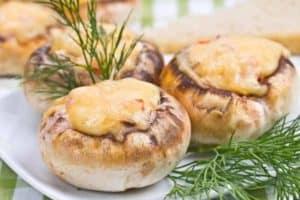 gefuellte-champignonkoepfe