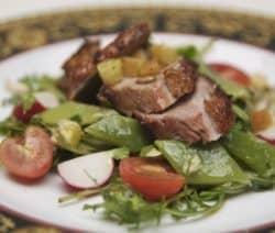 rezept-salat-mit-entenbrust