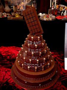 20jähriges Jubiläum Salon du Chocolat