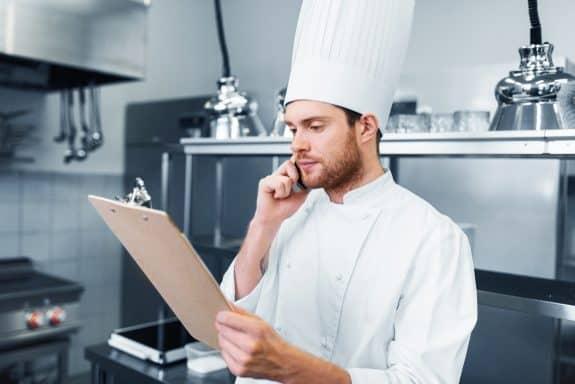 Als Gastronom einfach und schnell die Ware beim Lebensmittelgroßhändler bestellen