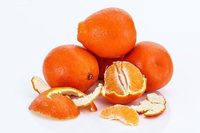 Tangelo - Die Kreuzung von Grapefruit und Mandarine