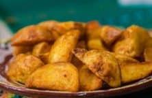 Amerikanische Ofenkartoffeln