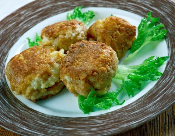 Aracini, sezilianische Reisbällchen