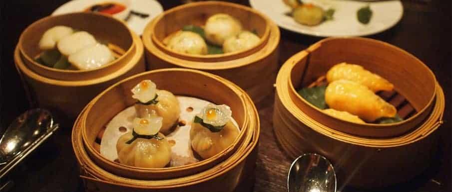 Asiatisches Slow Food
