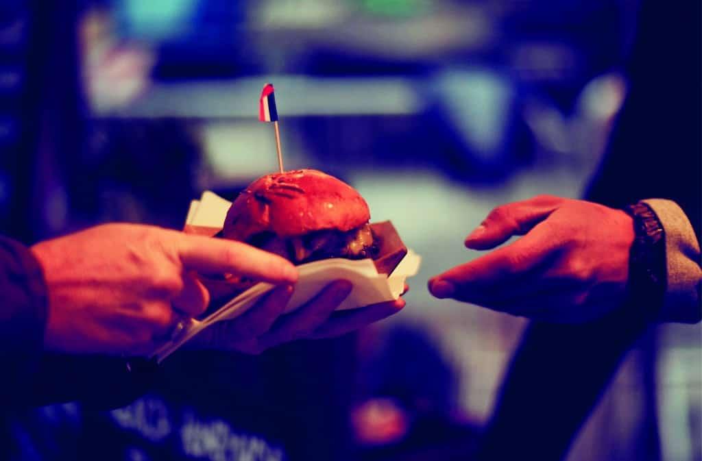 """Gewinner der diesjährigen """"Burger Krone"""""""