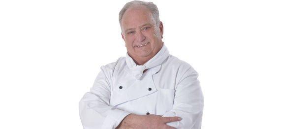 Fritz Grundmann ist Küchenmeister seit 1964