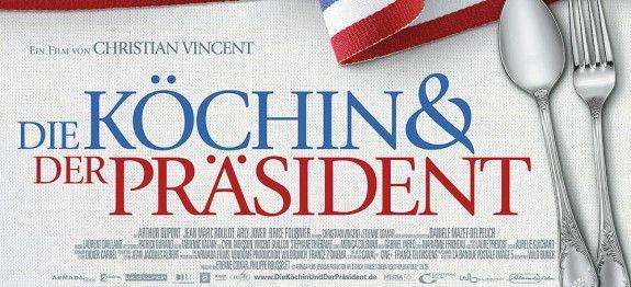 Die Köchin und der Präsident Filmposter