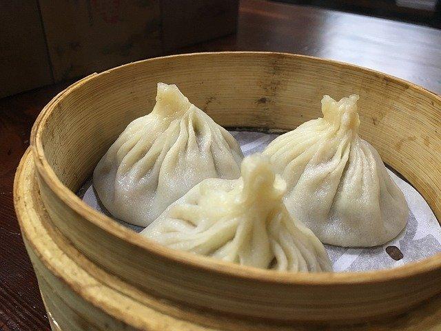 Tibetanische Dumplings Momo