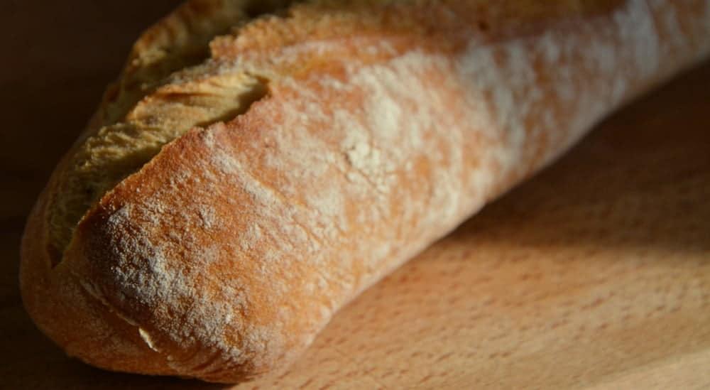 Das kalssische, französische Baguette