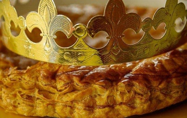 Galette des Rois: Dreikönigskuchen aus Blätterteig