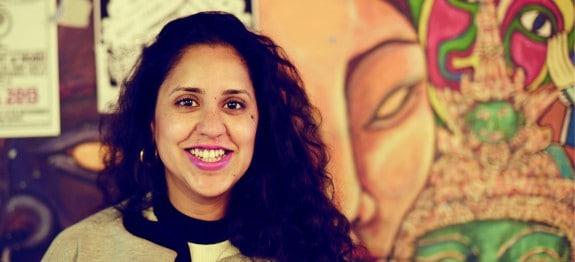 Kavita Meelu, Streefoodie aus Berlin