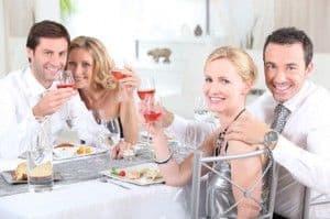 Gemeinsam kochen mit Freunden