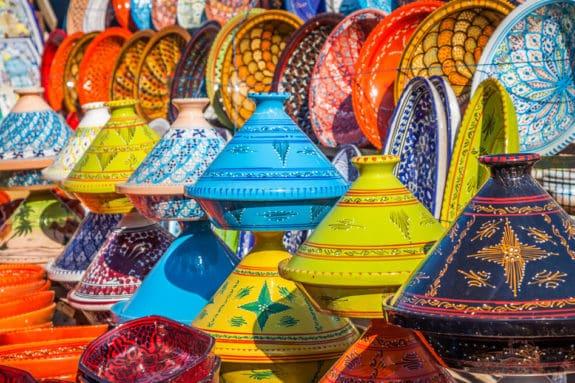 Marokkanische Tajine 575x383