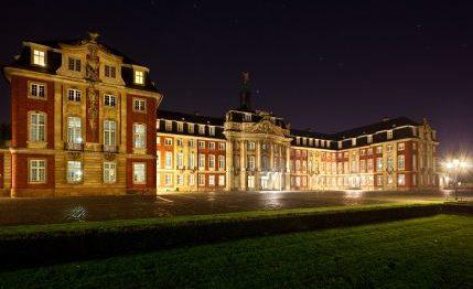 Schloß in Münster