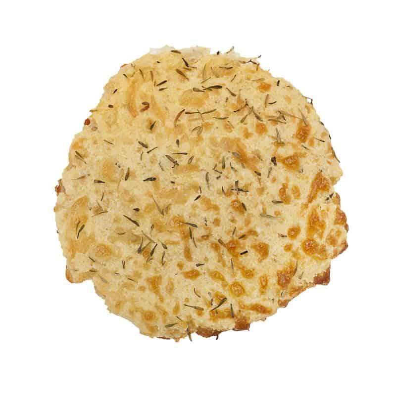 Low Carb-Brötchen und Protein Snack