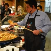 Paella-showcooking