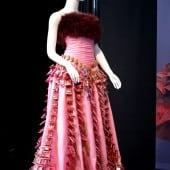 Rosa Keks-Kleid