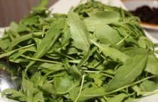 Rucola Pesto Rezept