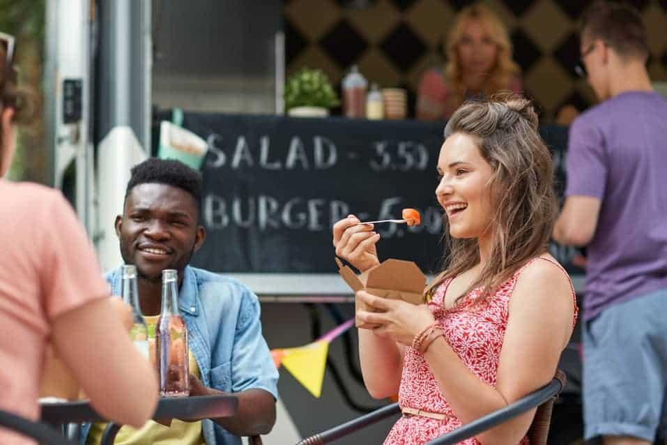 Die Welt im Streetfood-Wahn