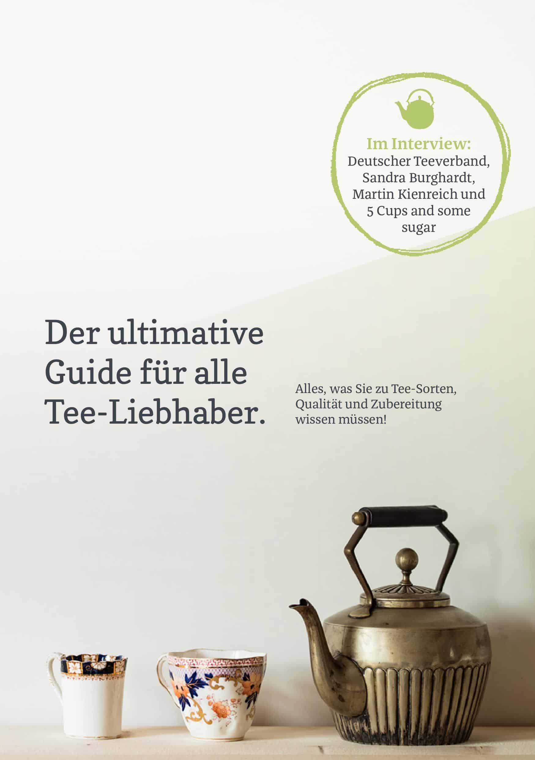 Kostenloser Tee-Guide