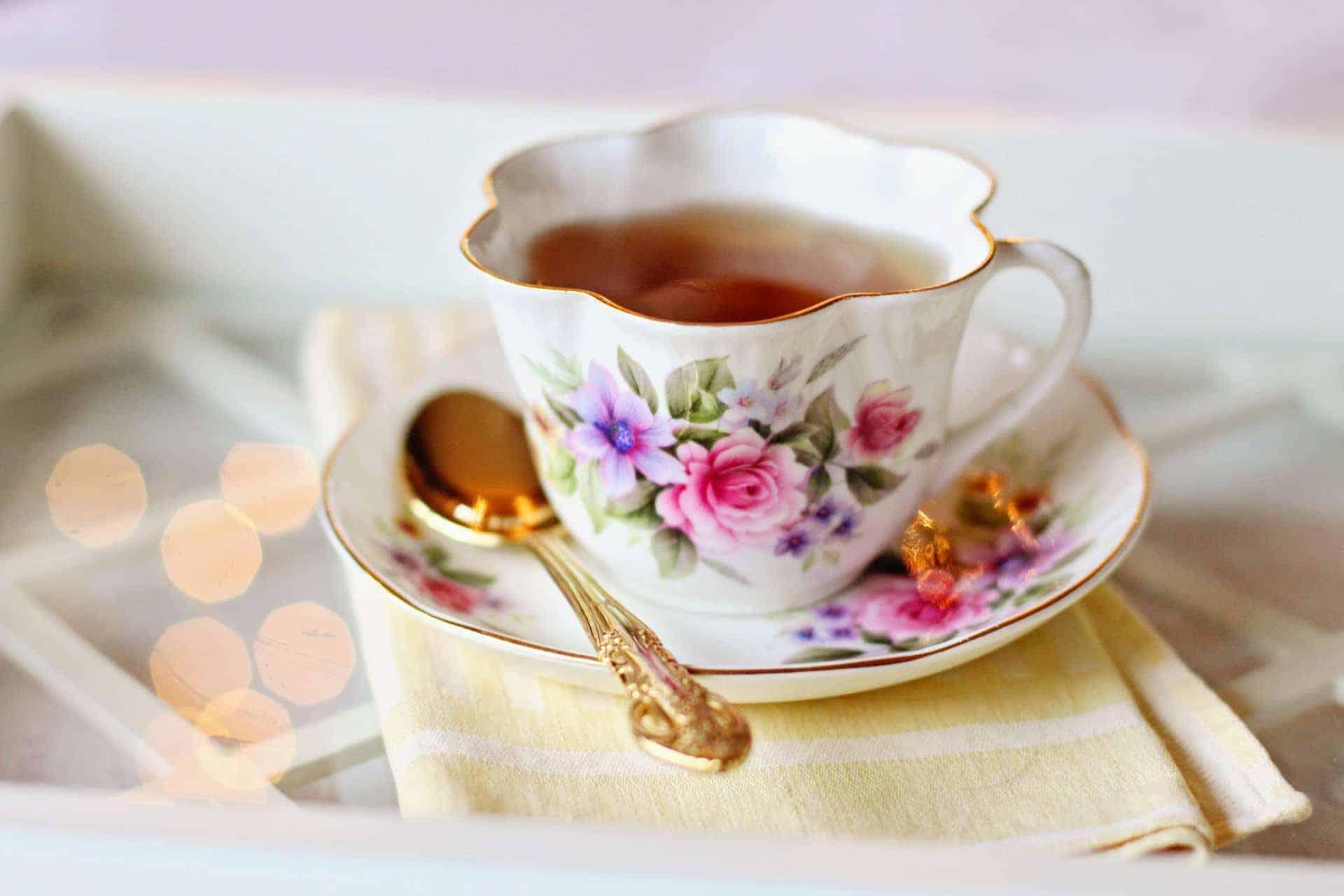Englische Teetasse