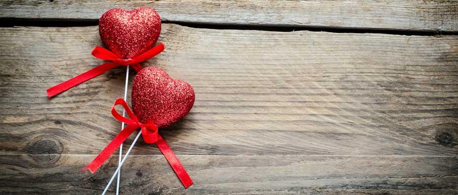 Valentinstagsmenü